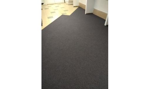 Укладка ковровой плитки р-н универмага Беларусь